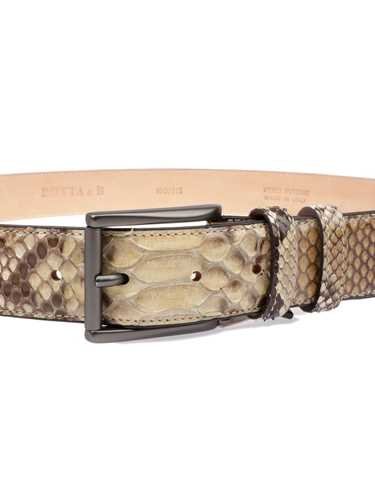 Picture of BOTTA&B| Men's Python Belt
