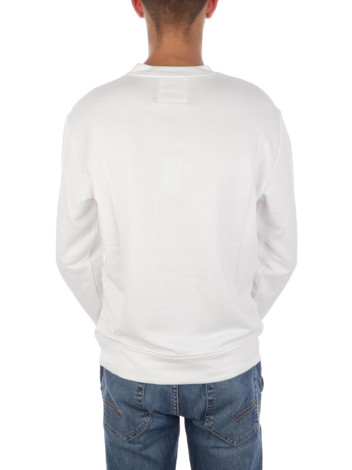 Picture of EMPORIO ARMANI | Men's Embossed Logo Sweatshirt
