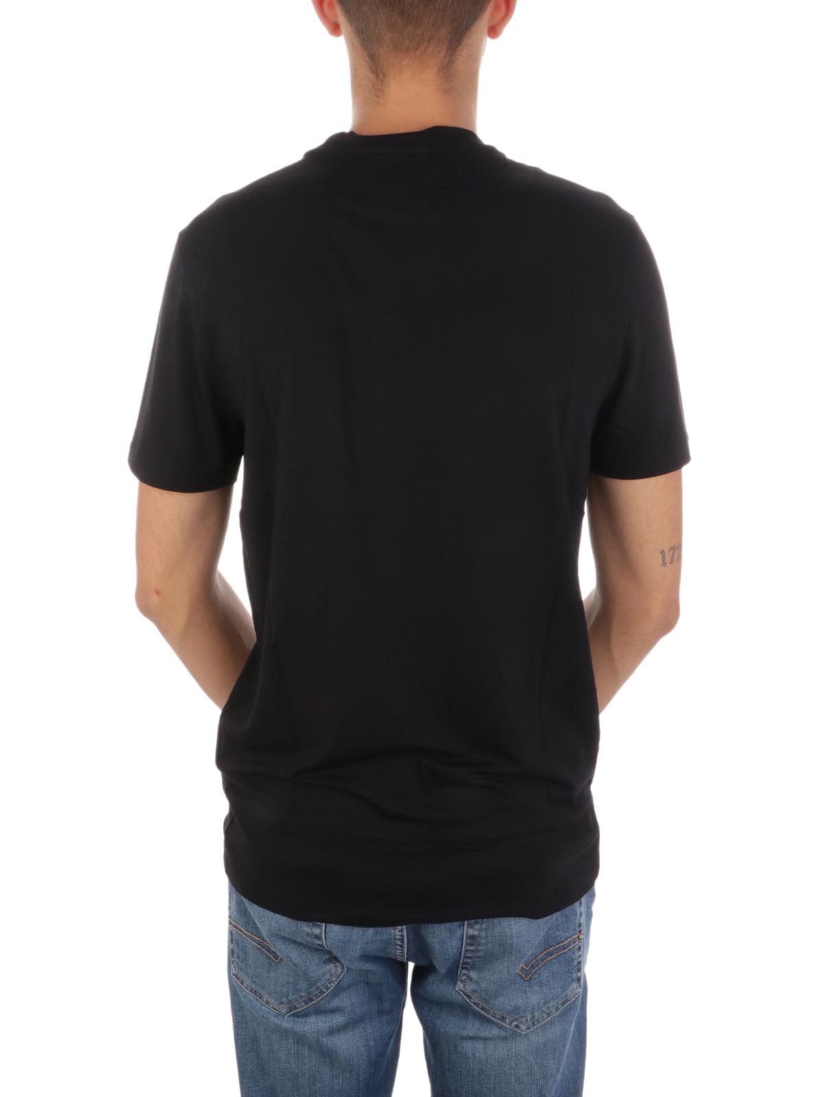 Picture of EMPORIO ARMANI | Men's Stretch Viscose T-Shirt