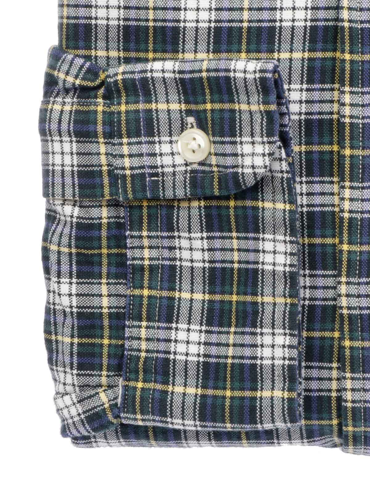 Picture of POLO RALPH LAUREN | Men's Checked Slim Fit Shirt