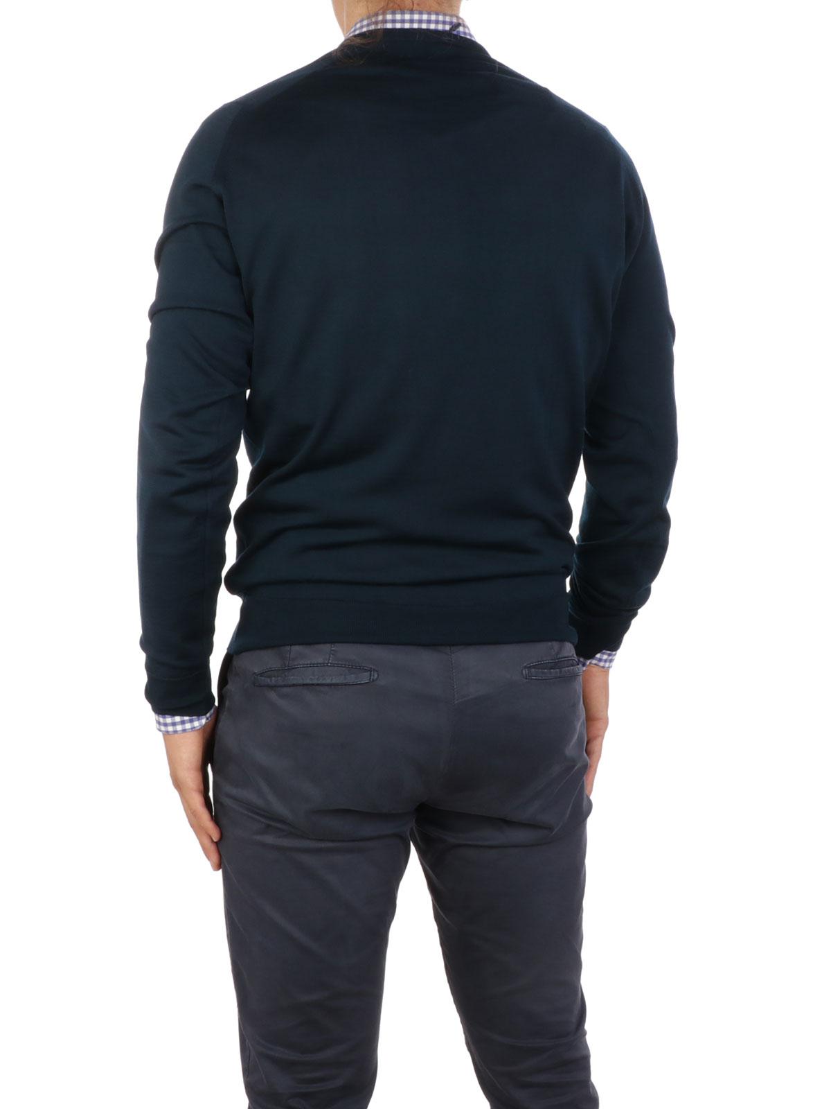 Picture of JOHN SMEDLEY | Men's Blenheim Pullover