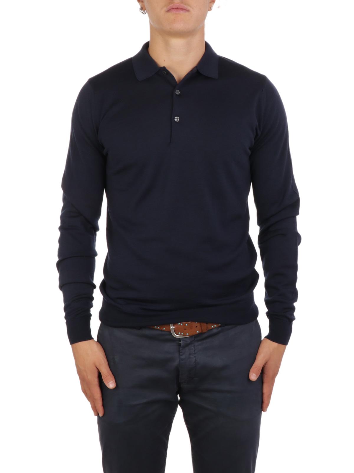 Picture of JOHN SMEDLEY | Men's Belper Polo Shirt