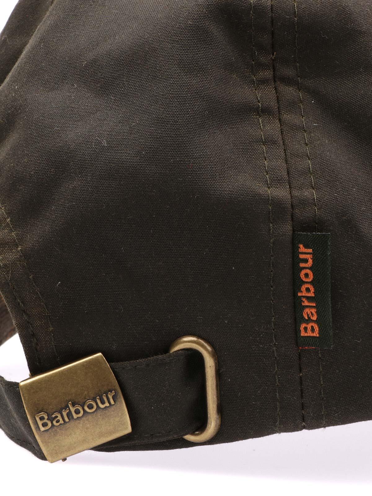 Immagine di BARBOUR | Cappellino Uomo in Cotone Cerato