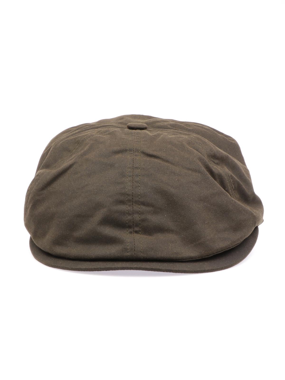 Picture of BARBOUR   Men's Portland Bakerboy Hat
