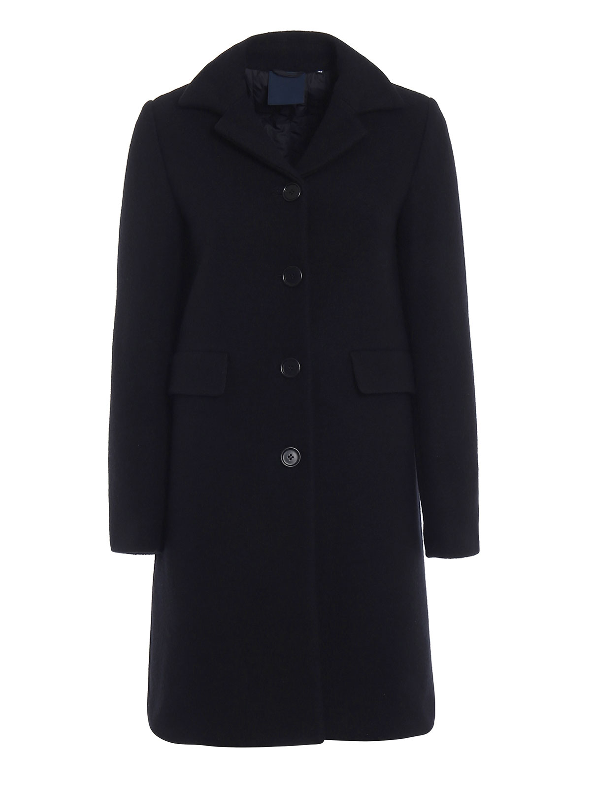 Picture of Aspesi | Single-breasted Wool Coat