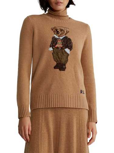 Picture of Polo Ralph Lauren | Jersey Bear Classic Sweater