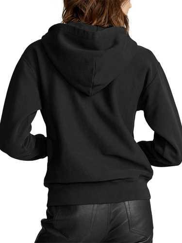 Picture of Polo Ralph Lauren | Jersey Ls Zip Hd Long Sleeve Knit