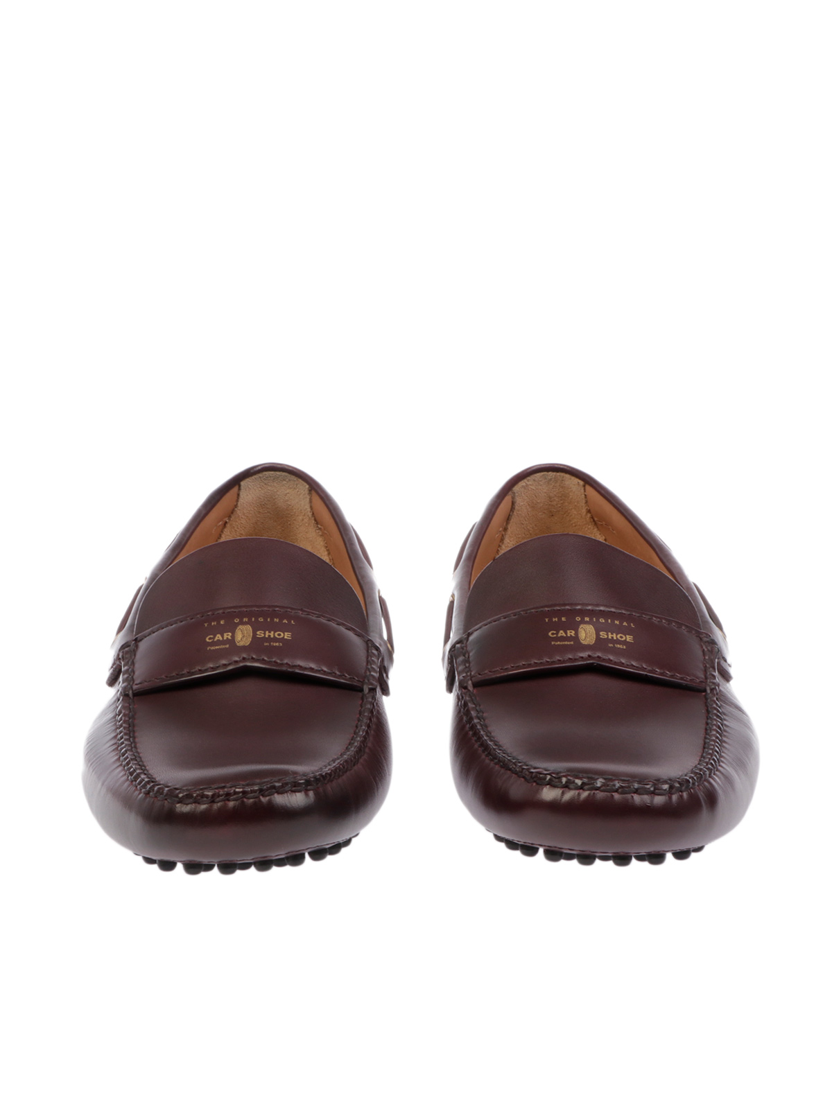 Picture of CAR Shoe | Men's Soft Calf Driving Shoe