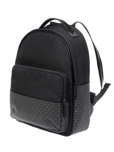 Picture of EMPORIO ARMANI | Men's Monogram Backpack