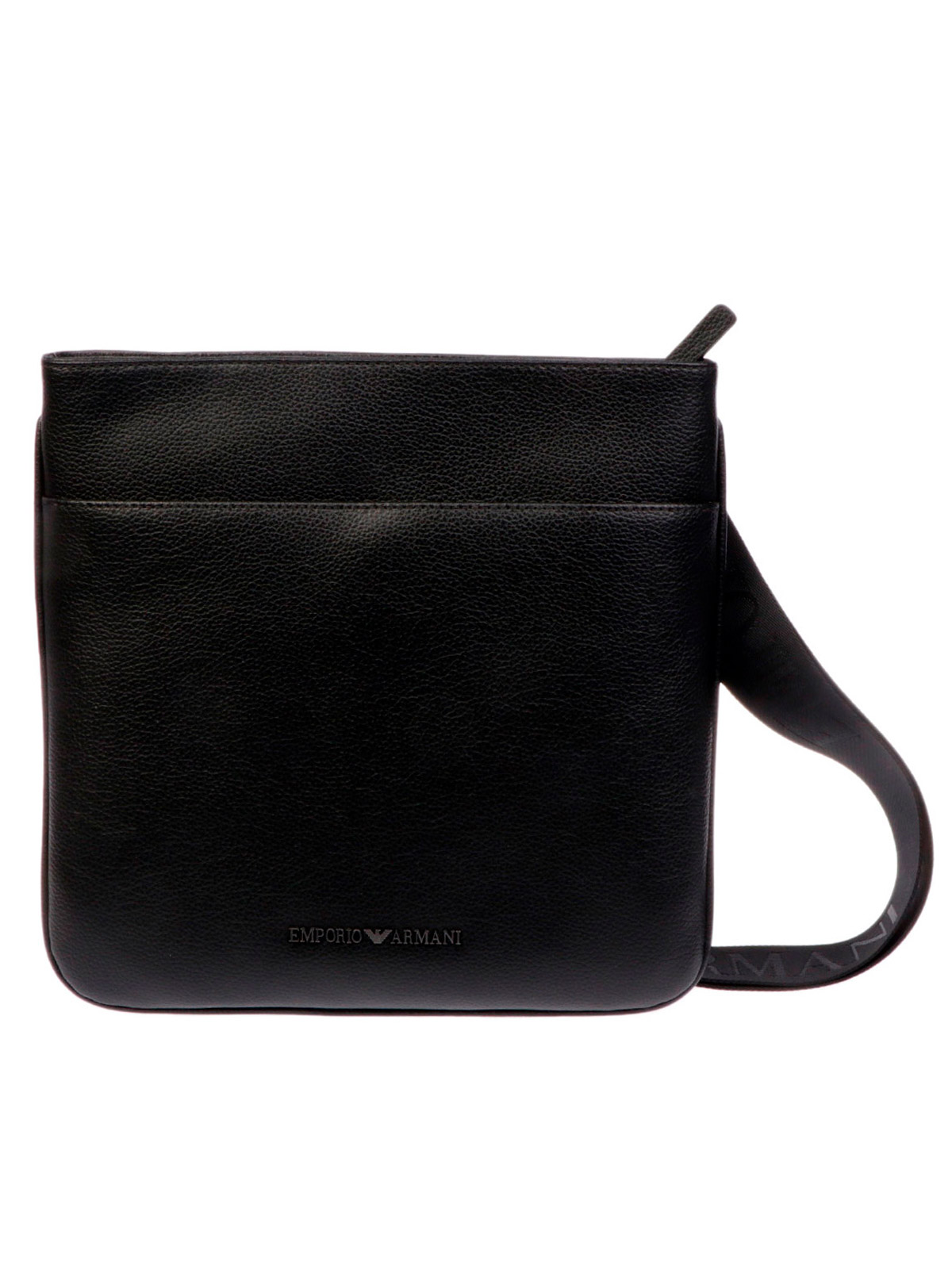 Picture of EMPORIO ARMANI | Men's Leather Cross-Body Bag