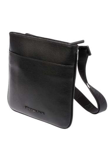 Picture of EMPORIO ARMANI | Men's Leather Cross-Body Bag