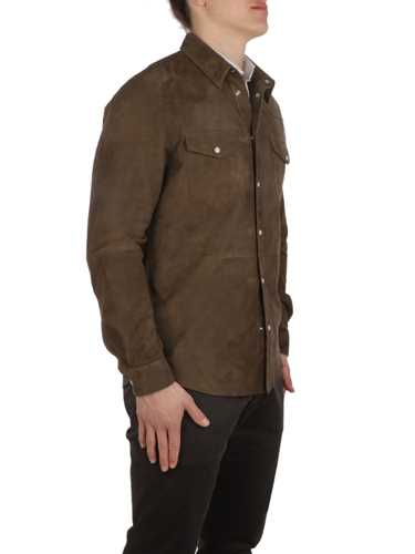 Picture of ALTEA | Men's Suede Shirt Jacket