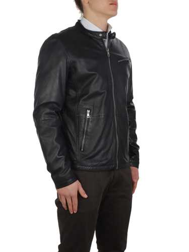 Picture of FREAKY NATION | Men's Biker Leather Jacket