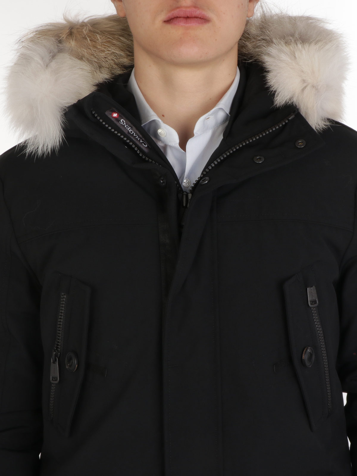 Picture of CANADIENS | Men's Calgary Parka Jacket