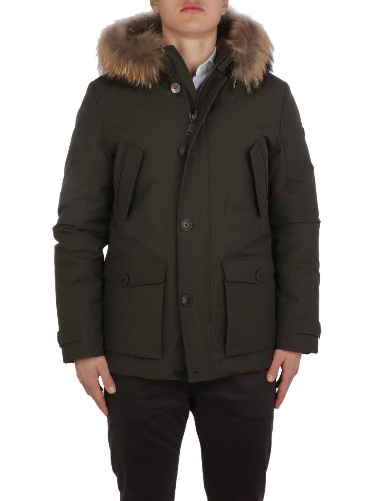 Picture of CANADIENS | Men's Bonfield Parka Jacket