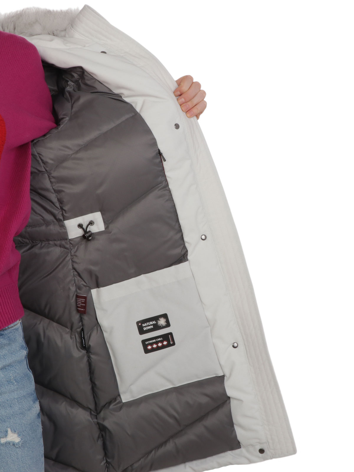 Picture of CANADIENS | Women's Shadin Parka Jacket