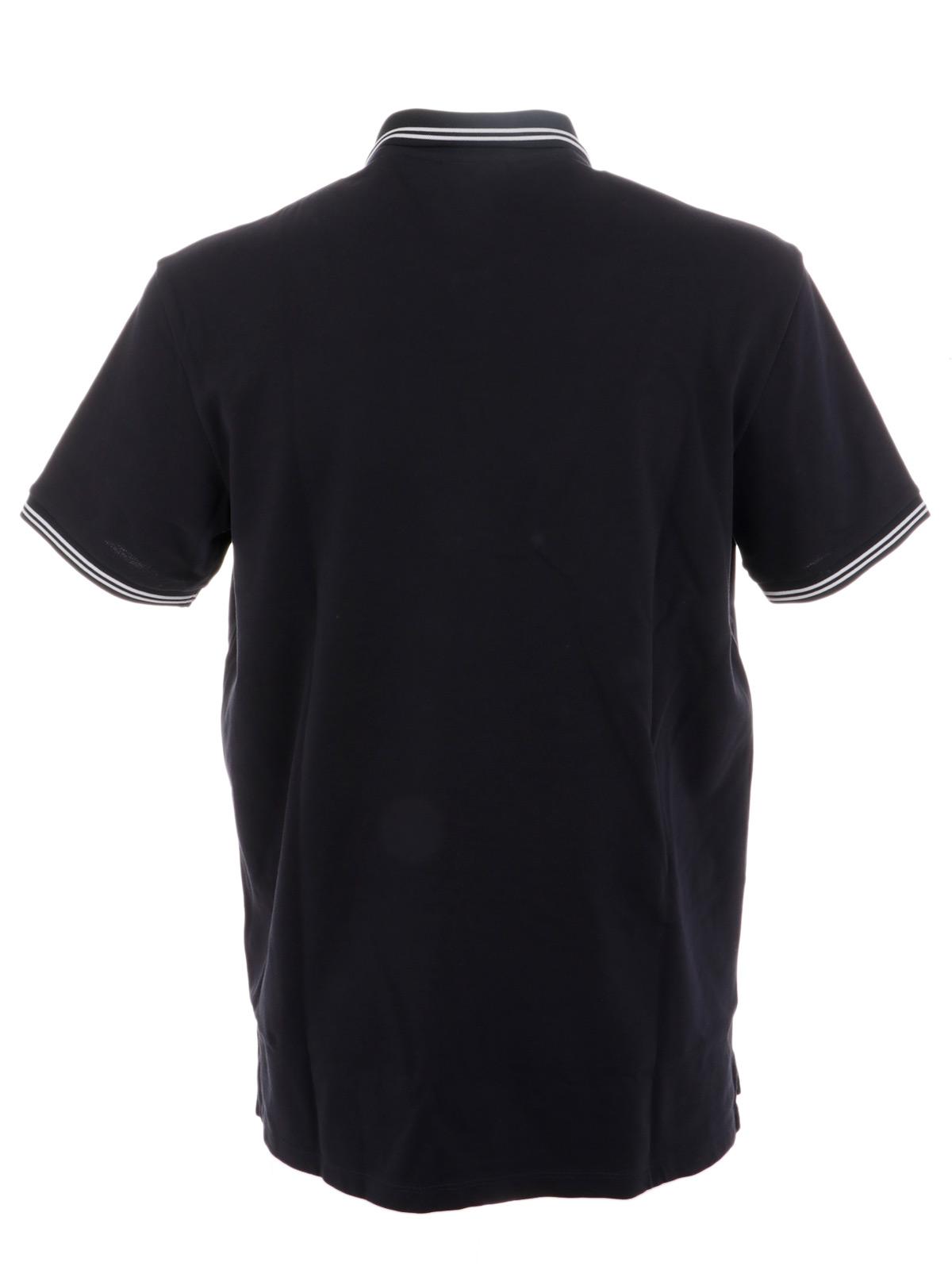 Picture of EMPORIO ARMANI | Men's Cotton Polo Shirt