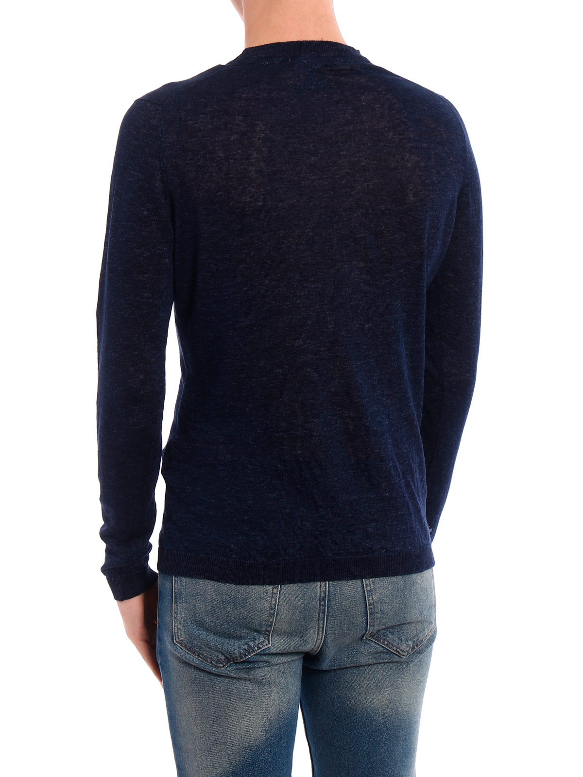 Picture of WOOLRICH   Men's Linen Sweater