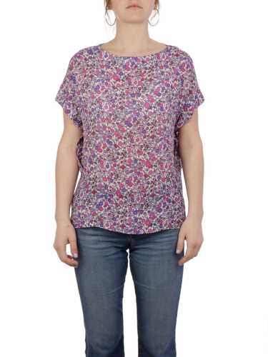 Picture of CALIBAN | Women's Floral Viscose Blouse