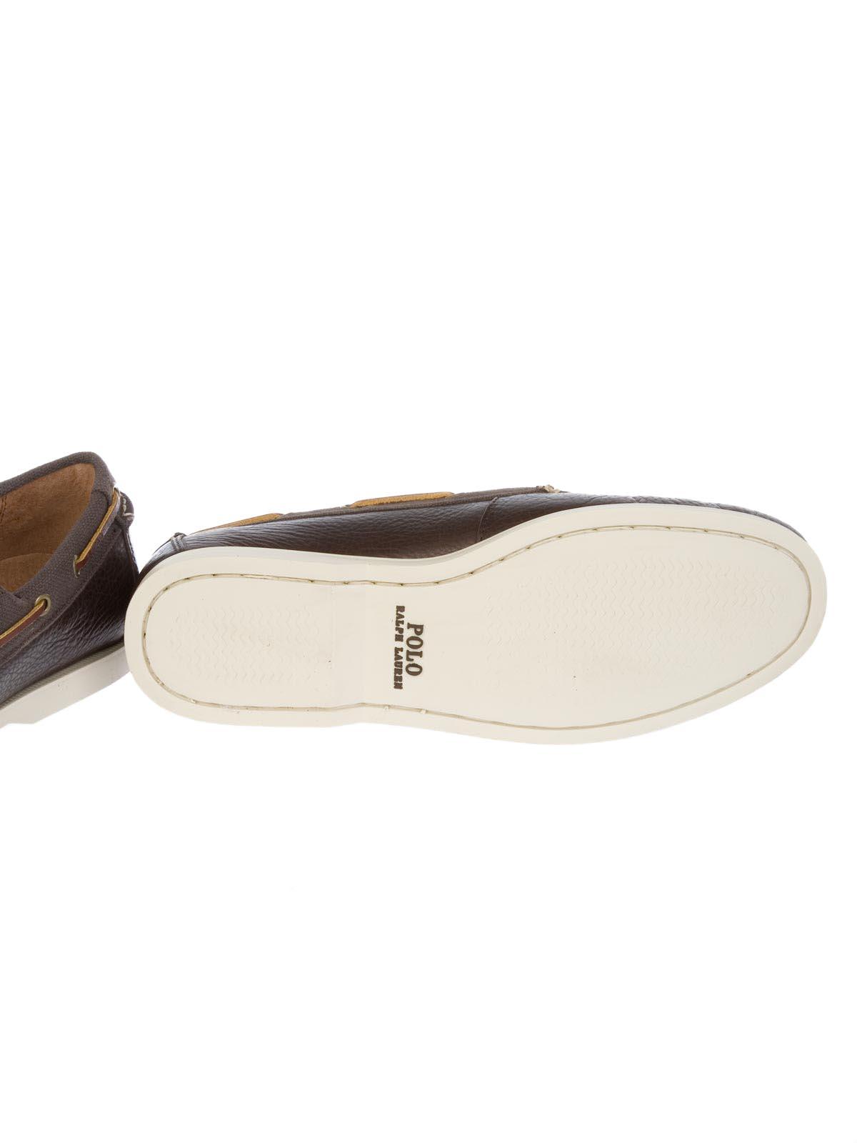 Picture of POLO RALPH LAUREN | Bienne II Shoe
