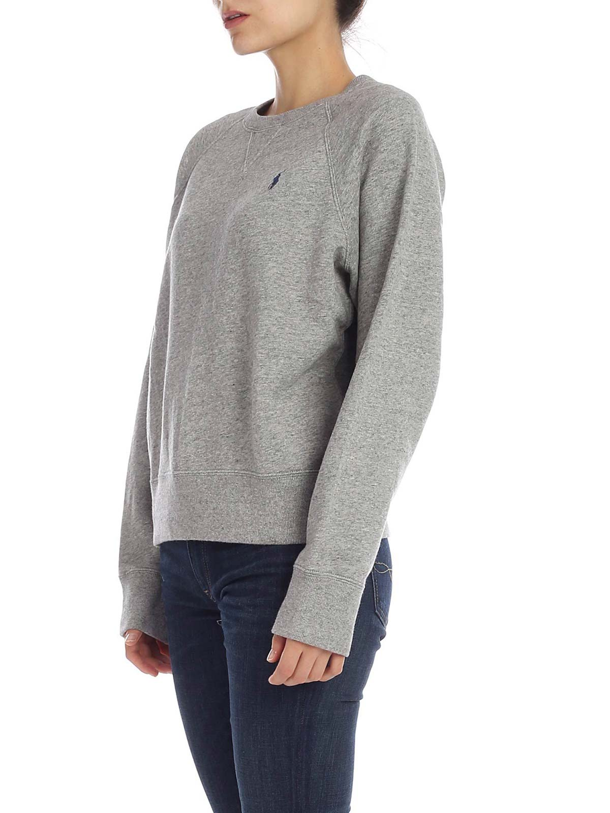 Picture of POLO RALPH LAUREN | Women's Crewneck Sweatshirt