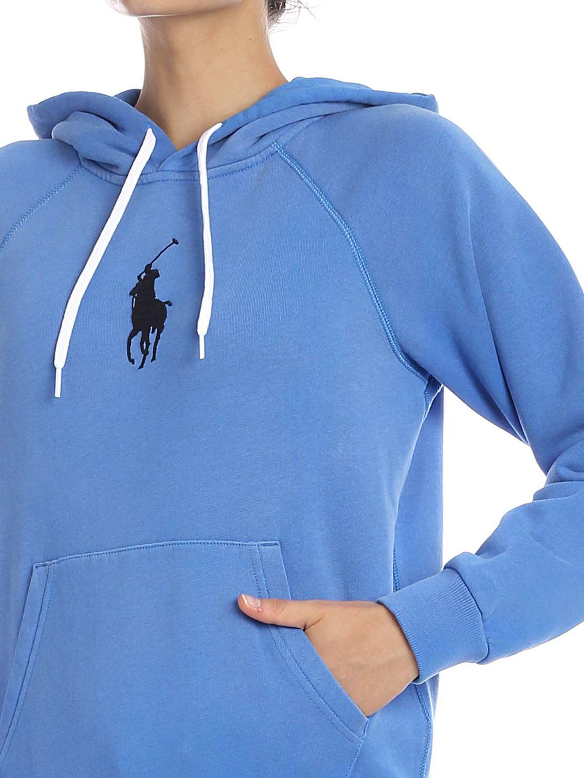 Picture of POLO RALPH LAUREN | Women's Hoodie Sweatshirt