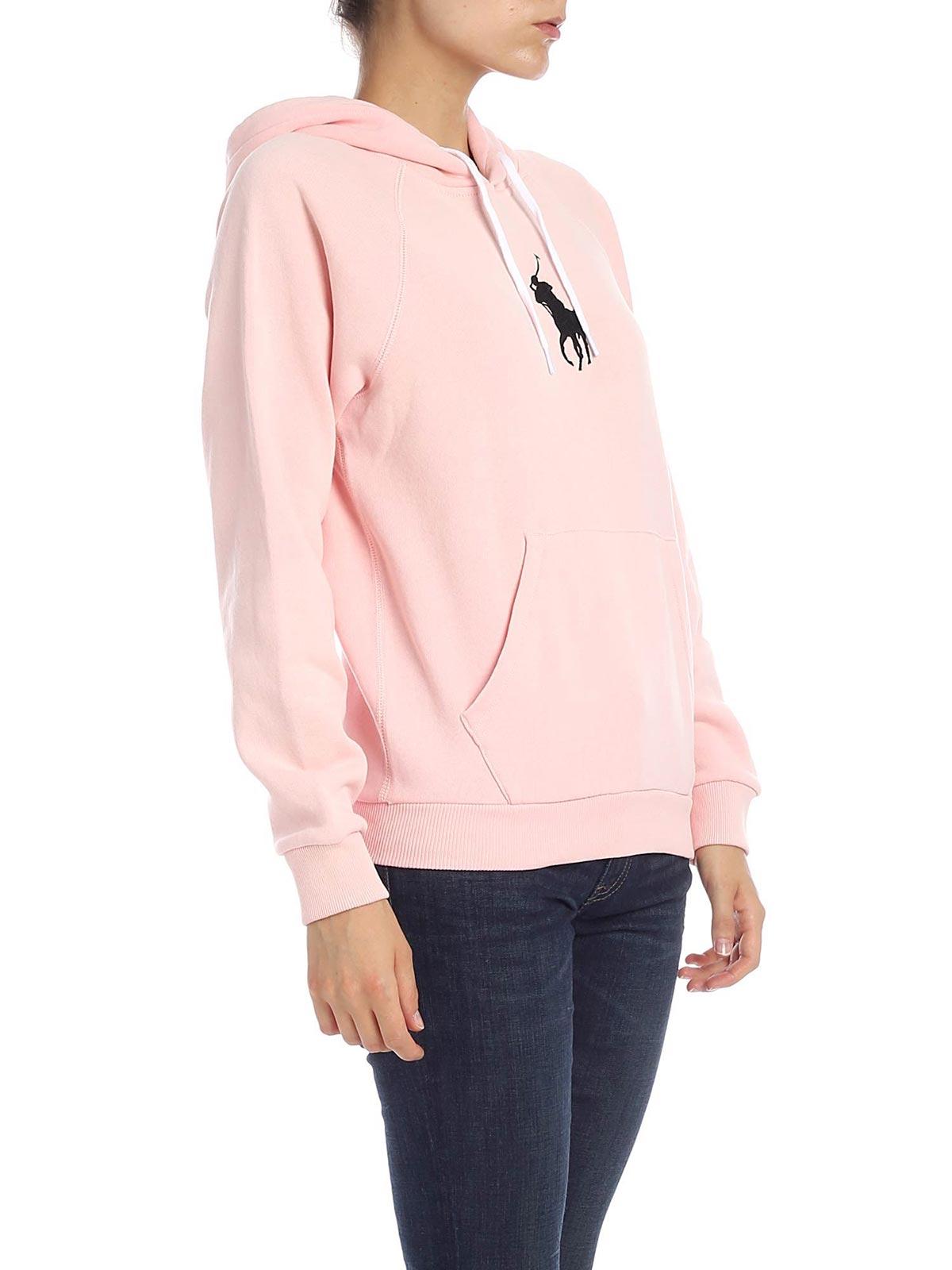 Picture of POLO RALPH LAUREN   Women's Hoodie Sweatshirt