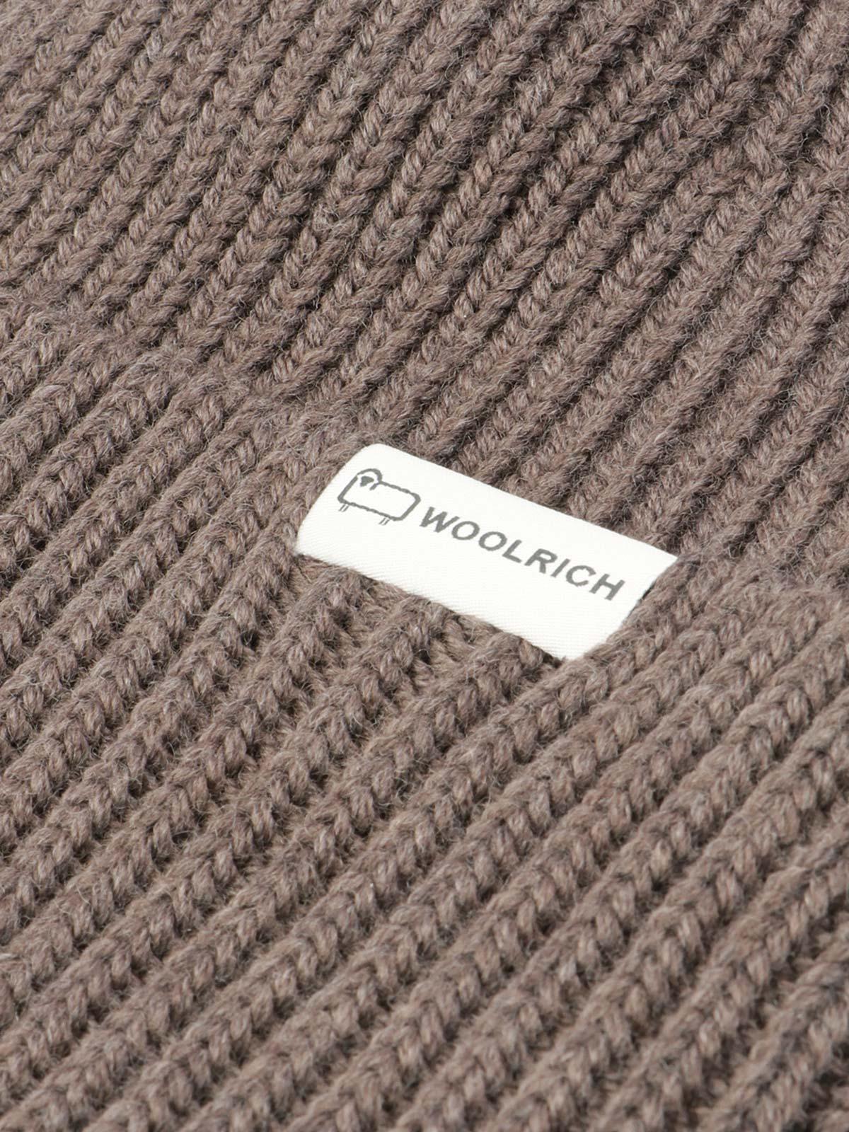 Picture of WOOLRICH | Men's Virgin Wool Beanie
