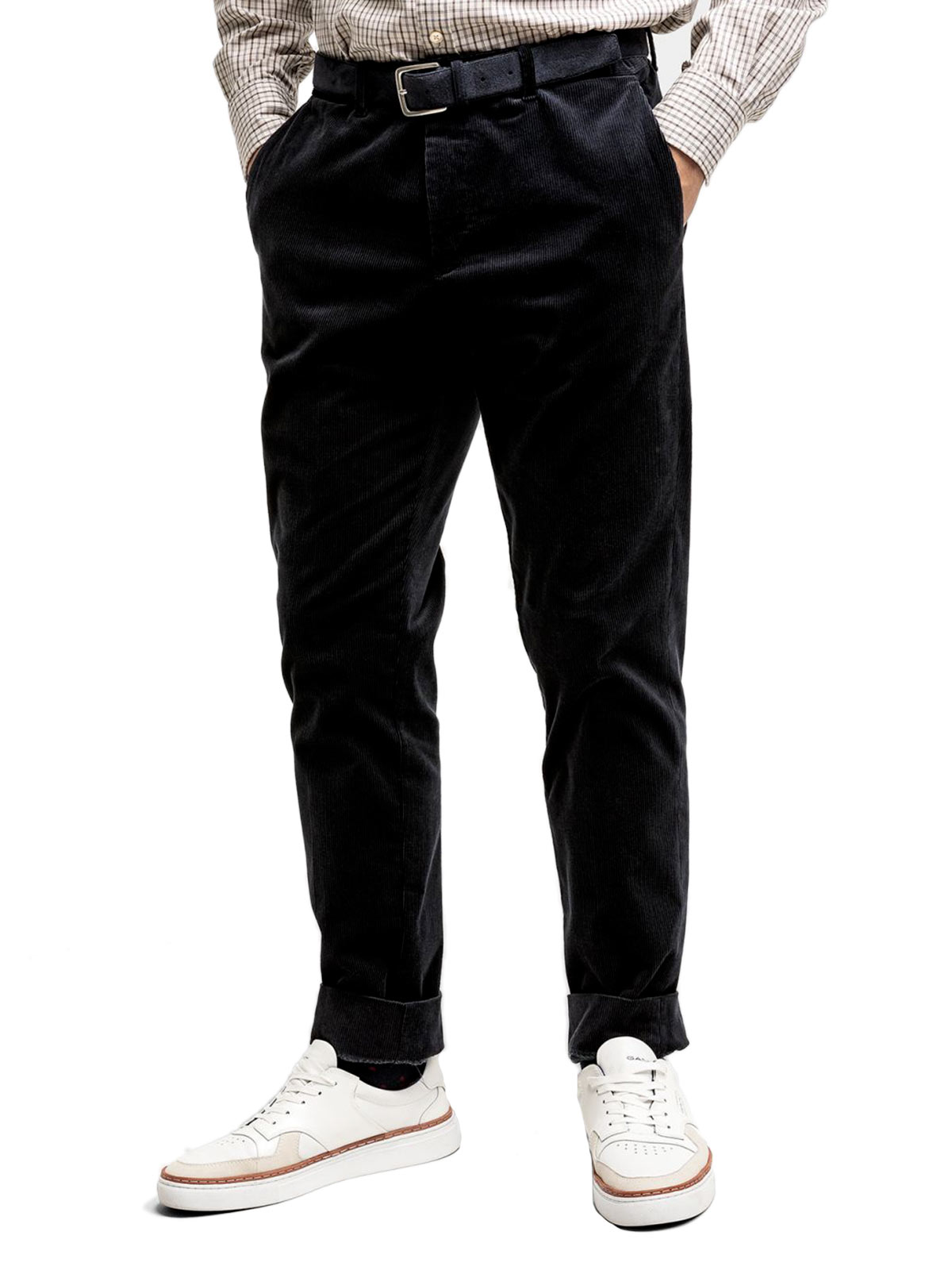 Picture of GANT | TROUSERS D1. SLIM CORD SLACK