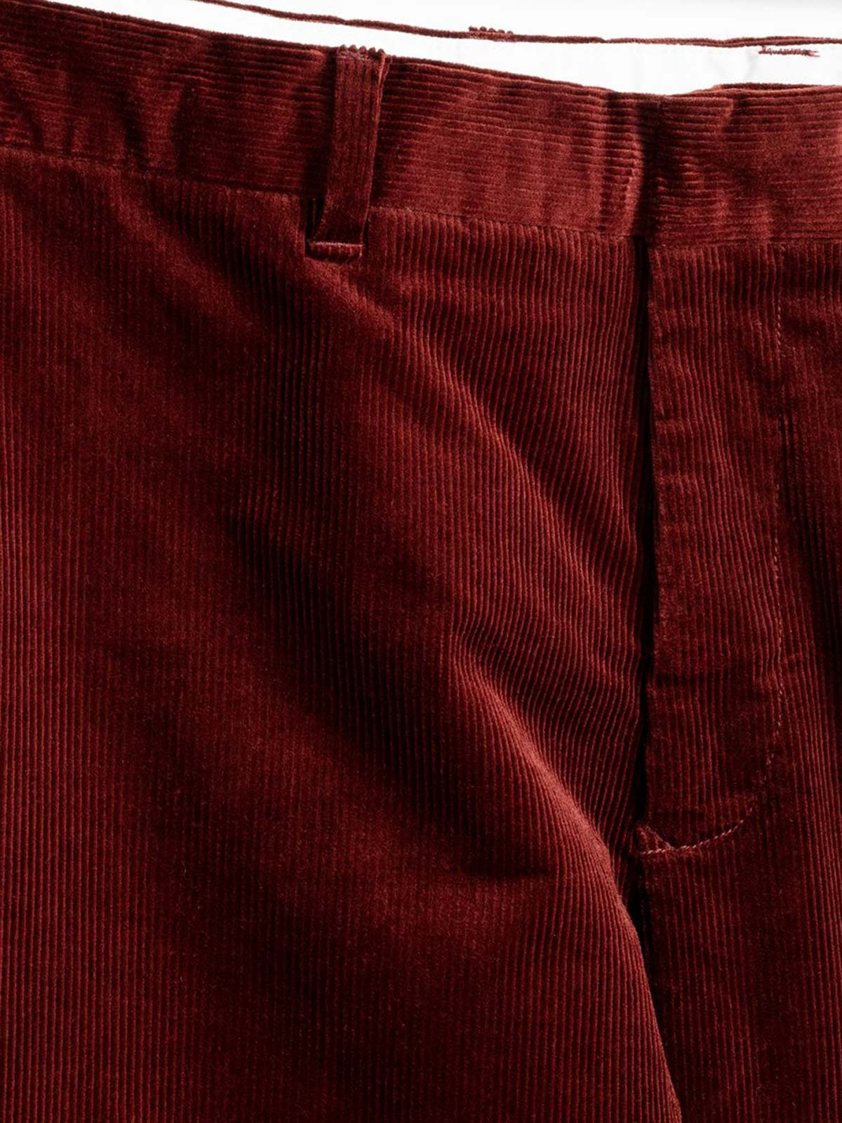 Picture of GANT   TROUSERS D1. SLIM CORD SLACK