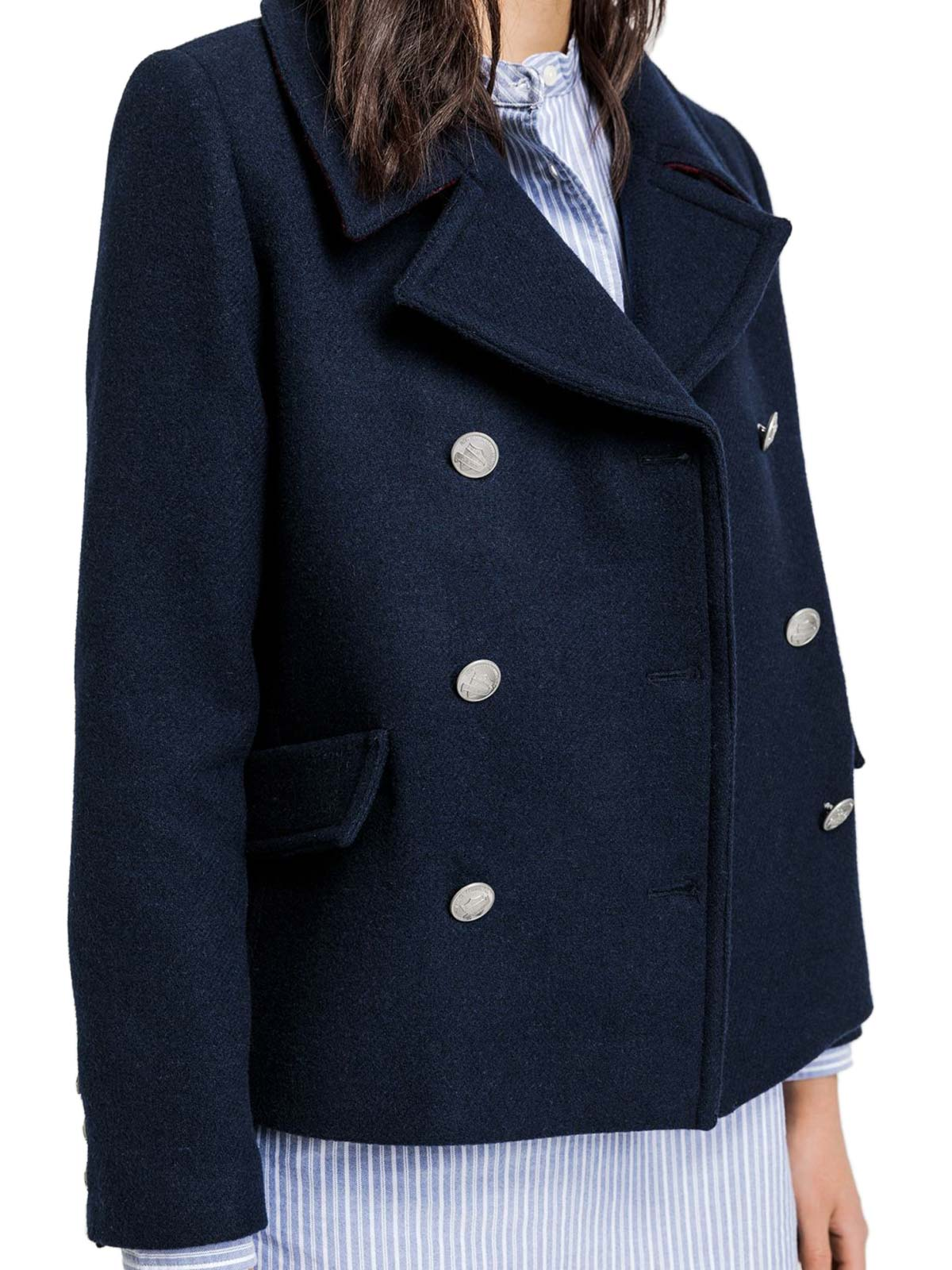 Picture of GANT | Giacche D1. CLASSIC PEACOAT