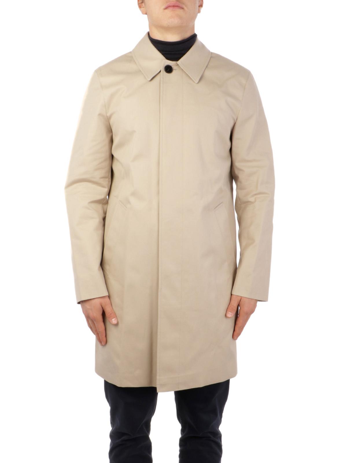 Picture of AQUASCUTUM | Men's Marlborough Trench Coat
