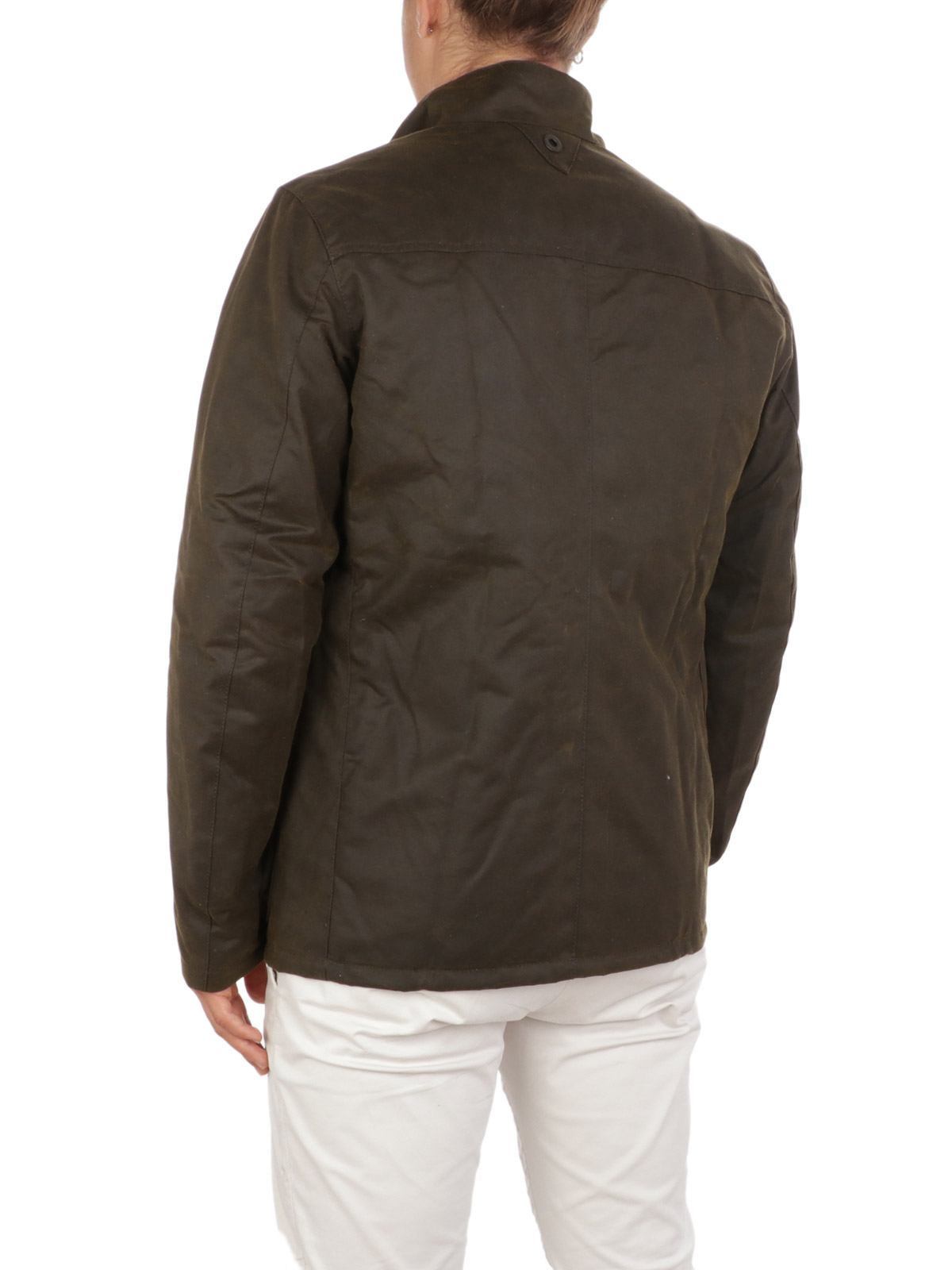 Picture of BARBOUR | Men's Kevlar Wax Jacket