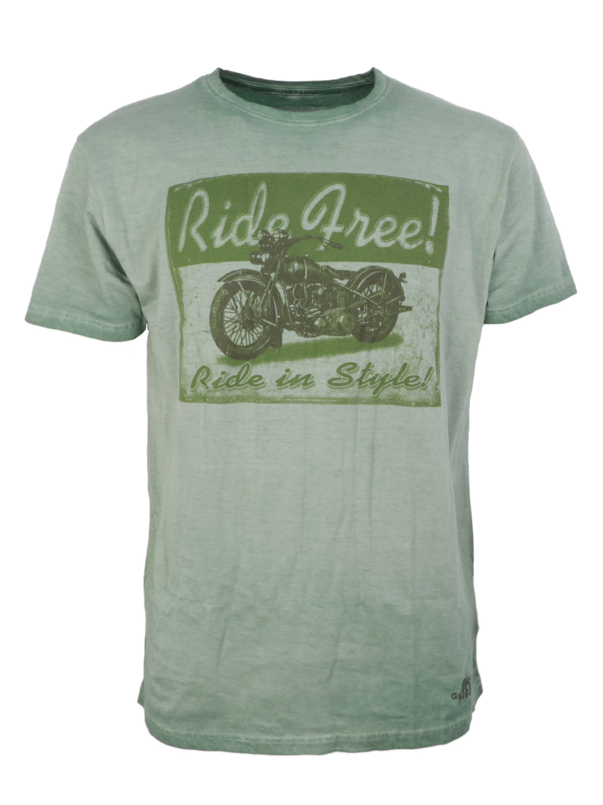 Immagine di THE JACK LEATHERS | T-Shirt Uomo Ride Free