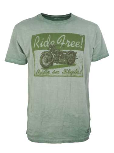 Picture of THE JACK LEATHERS | Men's Ride Free T-Shirt