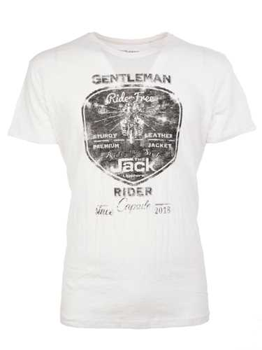 Picture of THE JACK LEATHERS | Men's Gentlemen Rider T-Shirt
