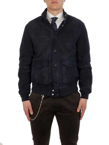 Picture of THE JACK LEATHERS | Men's Mark Suede Jacket