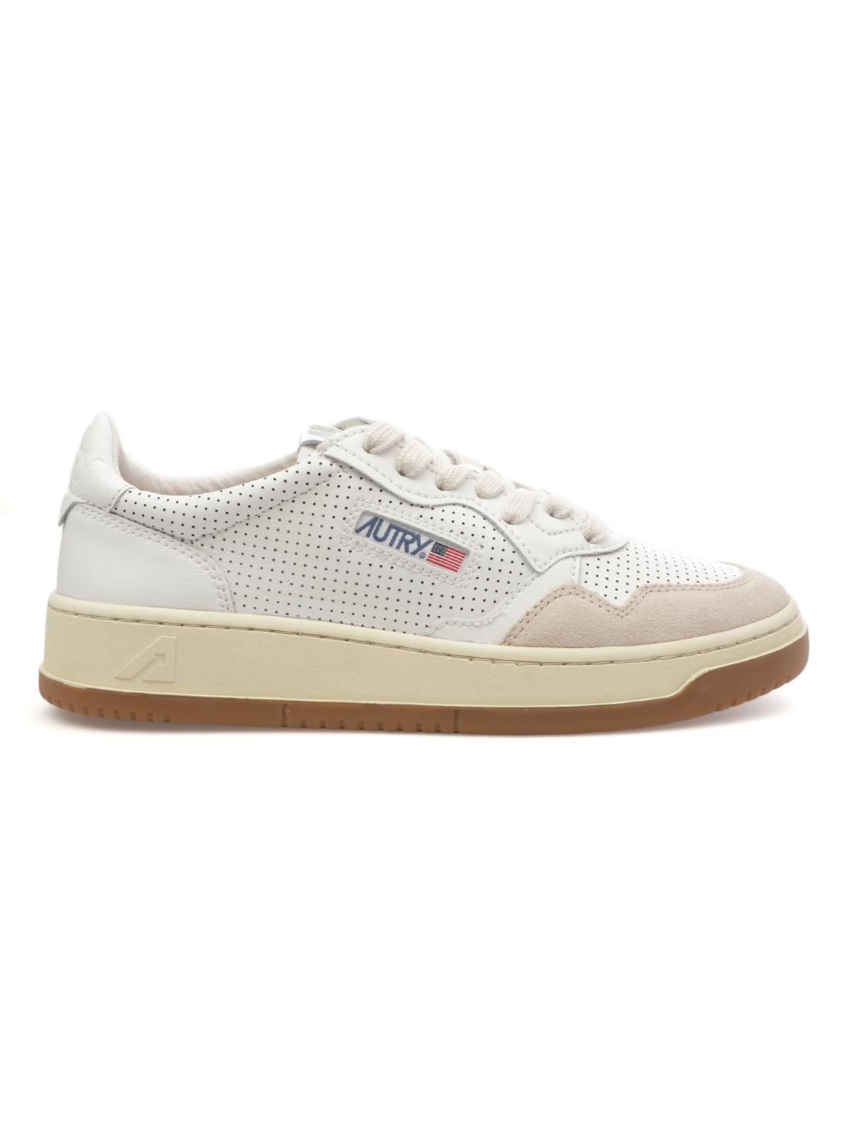 Picture of AUTRY | Men's AULM Low Leather Sneakers