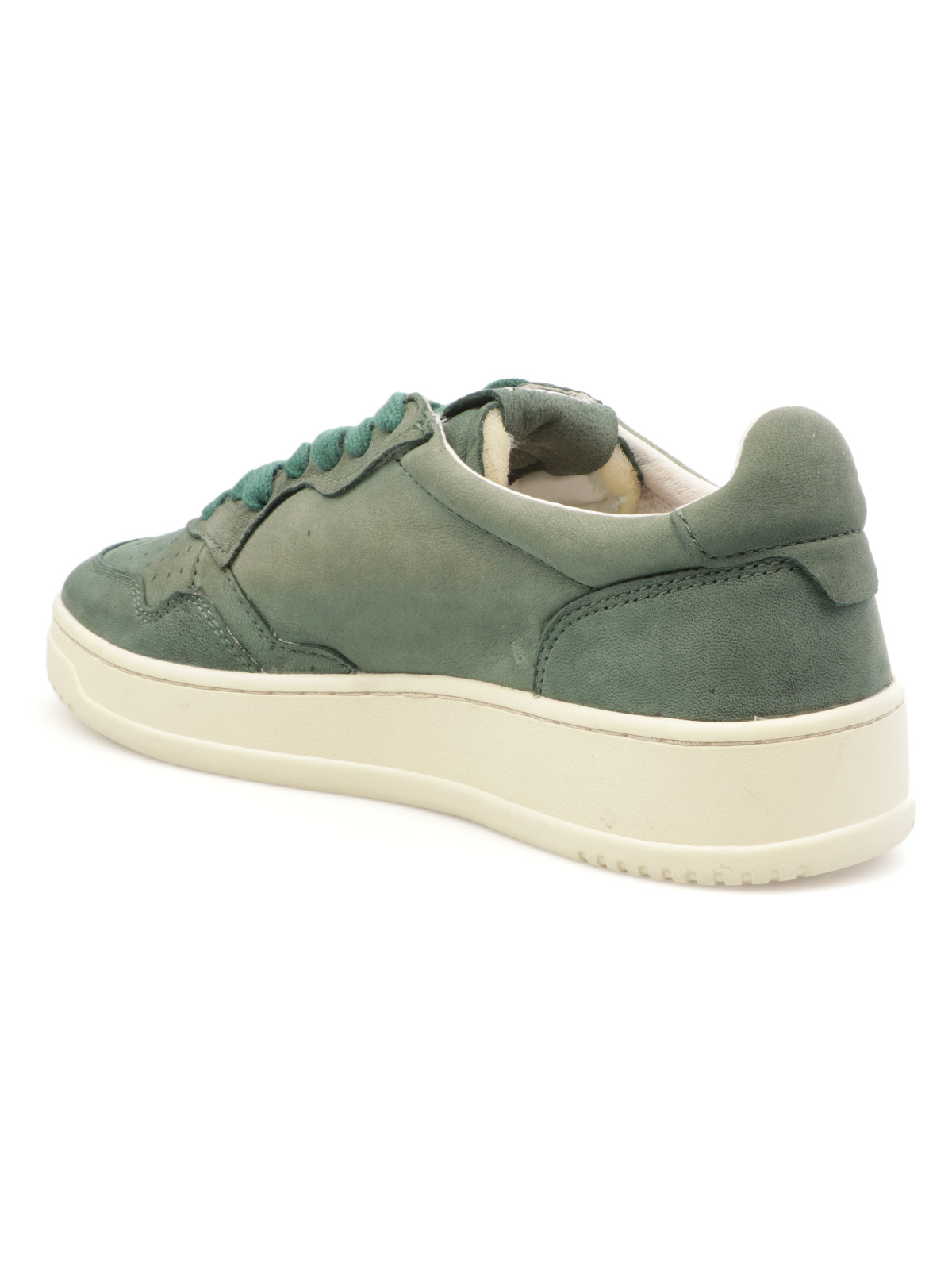 Picture of AUTRY | Men's AULM Washed Leather Sneakers