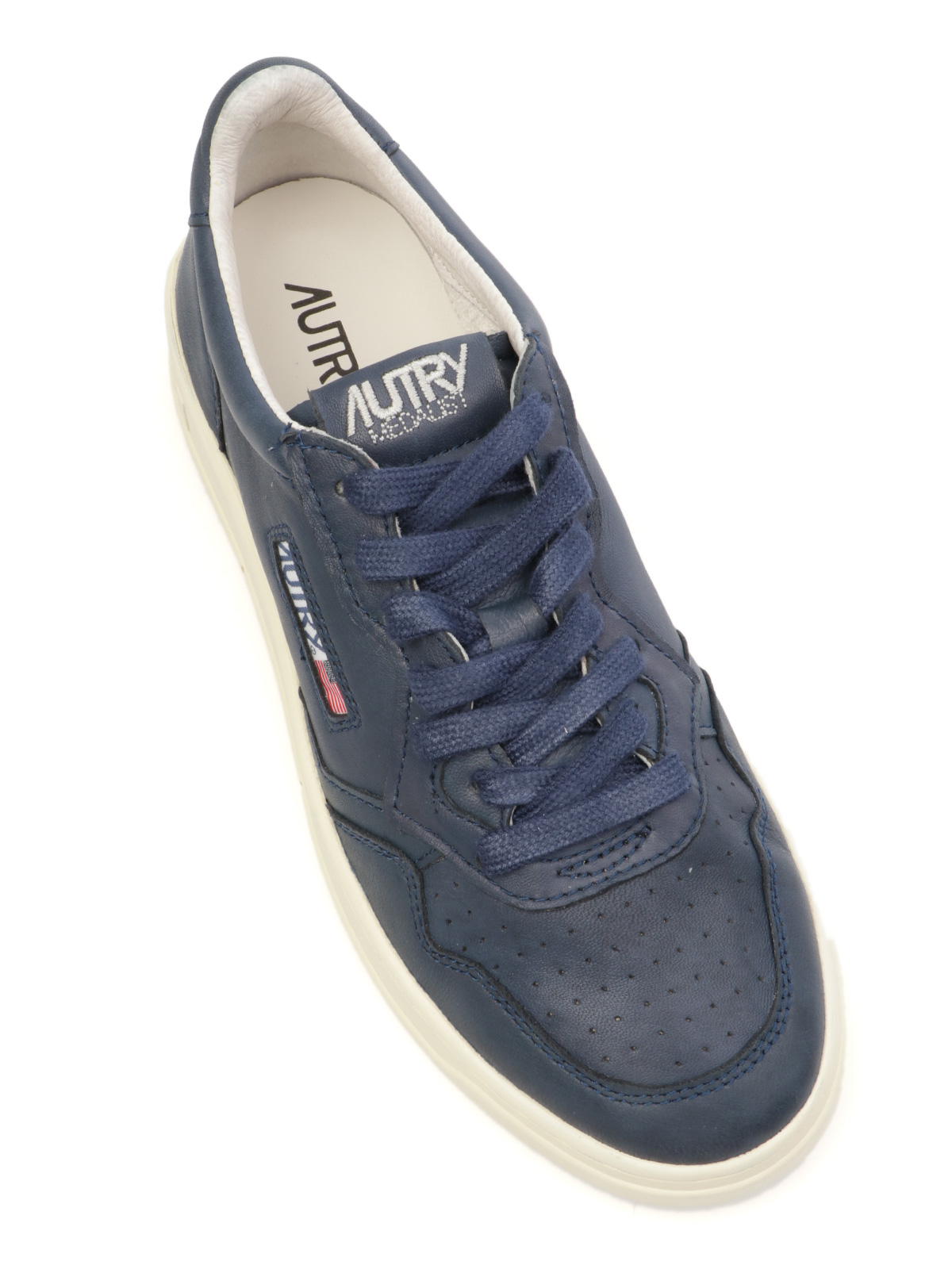Picture of AUTRY | Men's AULM Leather Sneakers