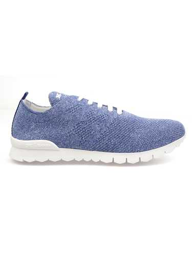 Picture of KITON | Men's Knitted Cotton Sneakers