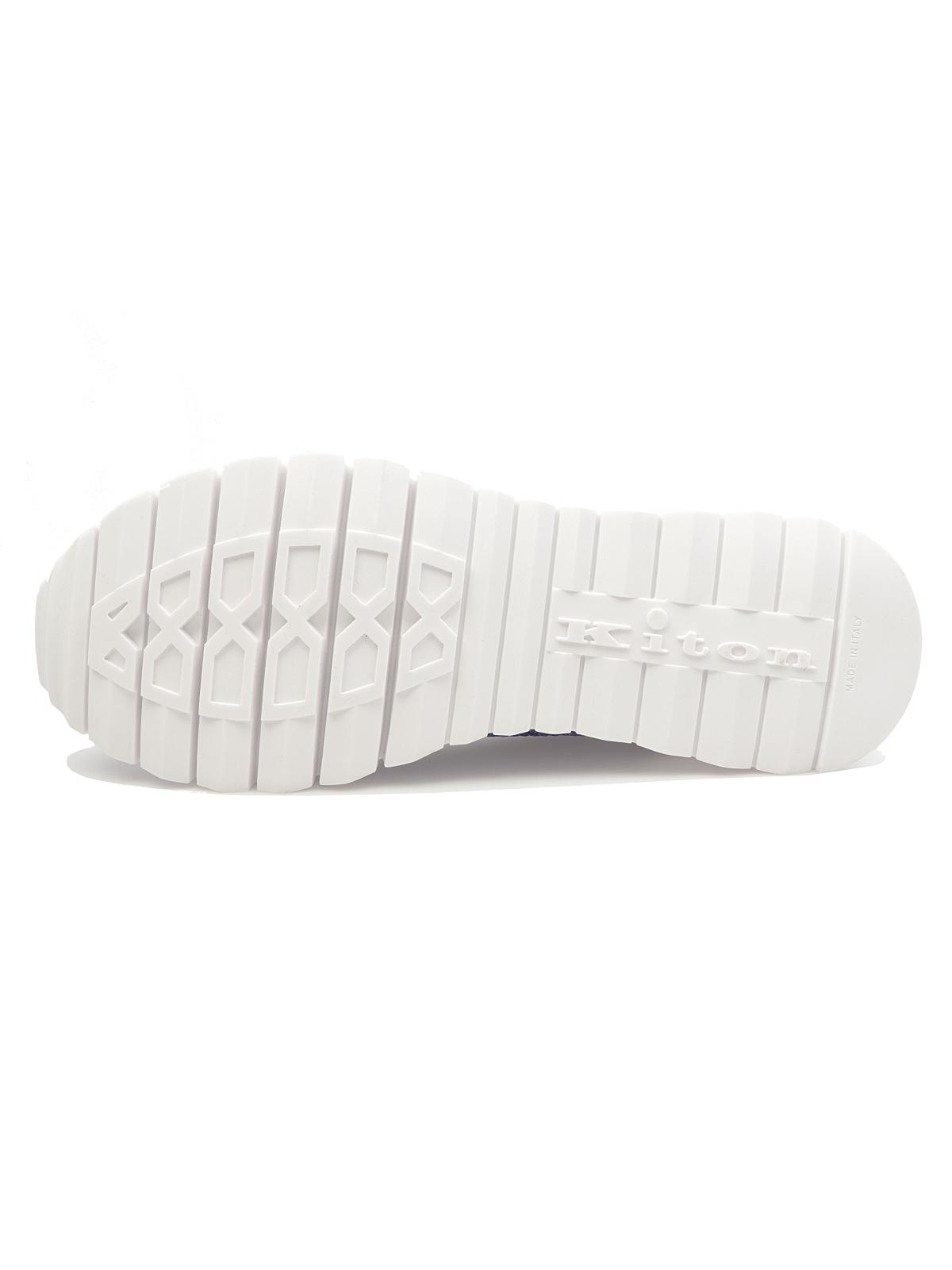 Immagine di KITON | Sneakers Uomo in Cotone Stretch