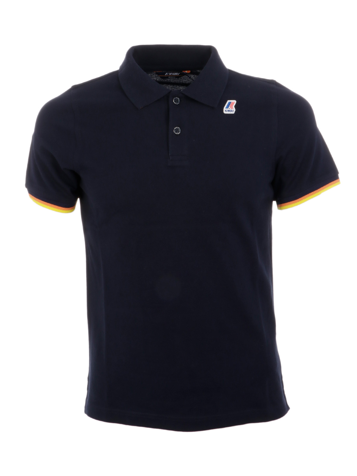 Picture of K-WAY | Men's Stretch Cotton Polo Shirt