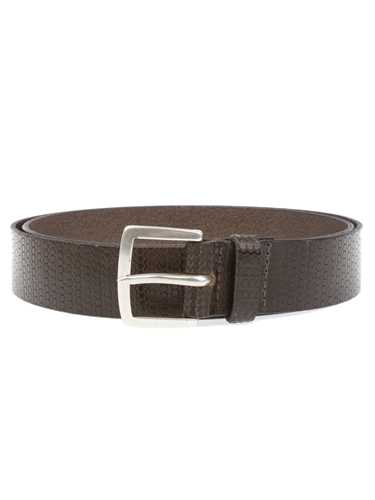 Picture of ORCIANI | Hive Leather Belt