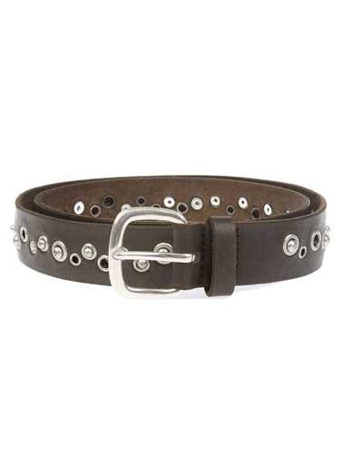Picture of ORCIANI | Hunting Up Leather Belt
