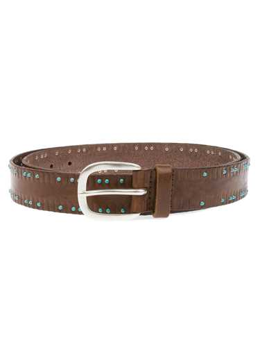 Picture of ORCIANI | Stain Leather Belt