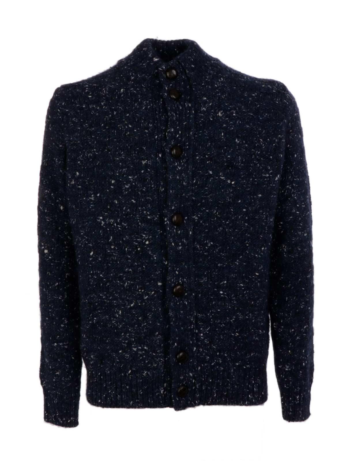 Immagine di ELEVENTY | Cardigan uomo in lana