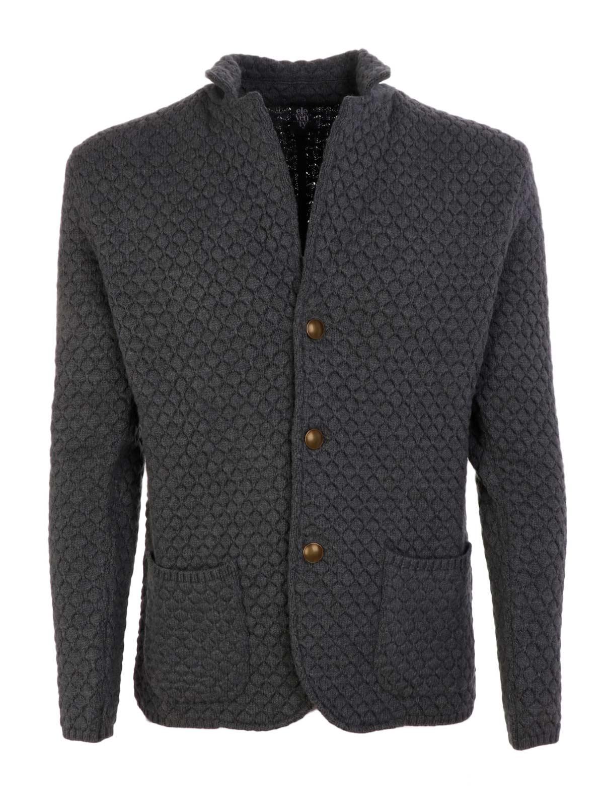 Picture of ELEVENTY | Men's Wool Cardigan