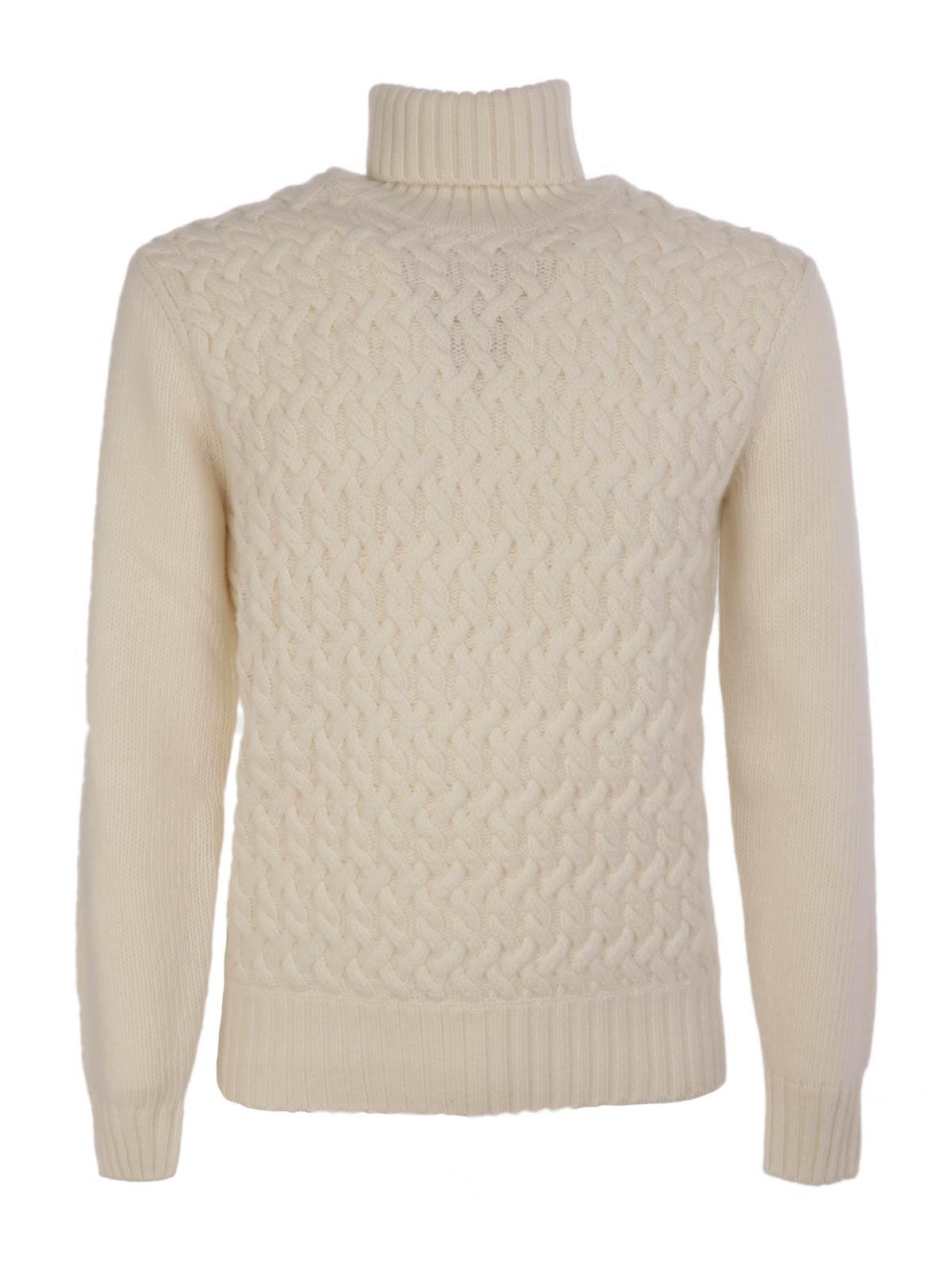 Picture of ELEVENTY | Men's Wool Turtleneck Sweater