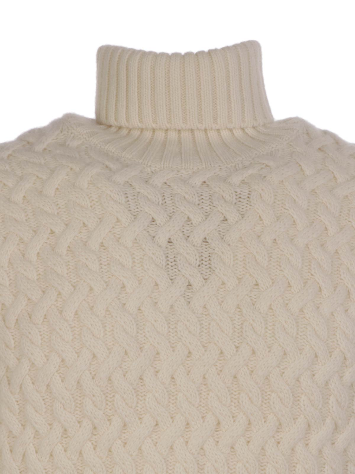 Picture of ELEVENTY   Wool Turtleneck Sweater